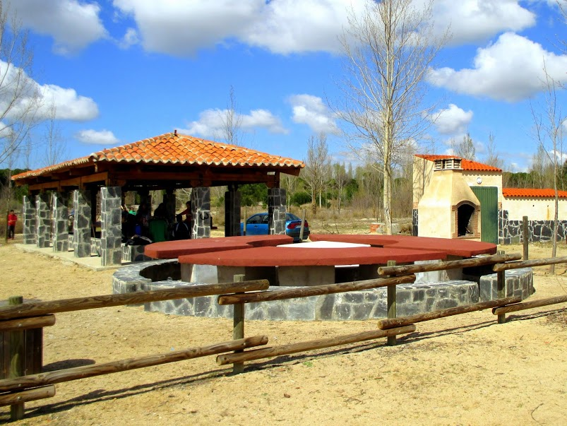 Arenera y Aula Compasco Primavera 2015