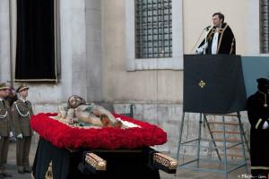 Acceso para participar en el Santo Entierro de Cristo 2019 @ Nuestra sede, Iglesia Conventual de San Joaquín y Santa Ana | Valladolid | Castilla y León | España