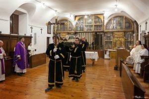 Solemne Triduo Cuaresmal: Petición de la Sagrada Imagen @ Cofradía del Santo Entierro | Valladolid | Castilla y León | España
